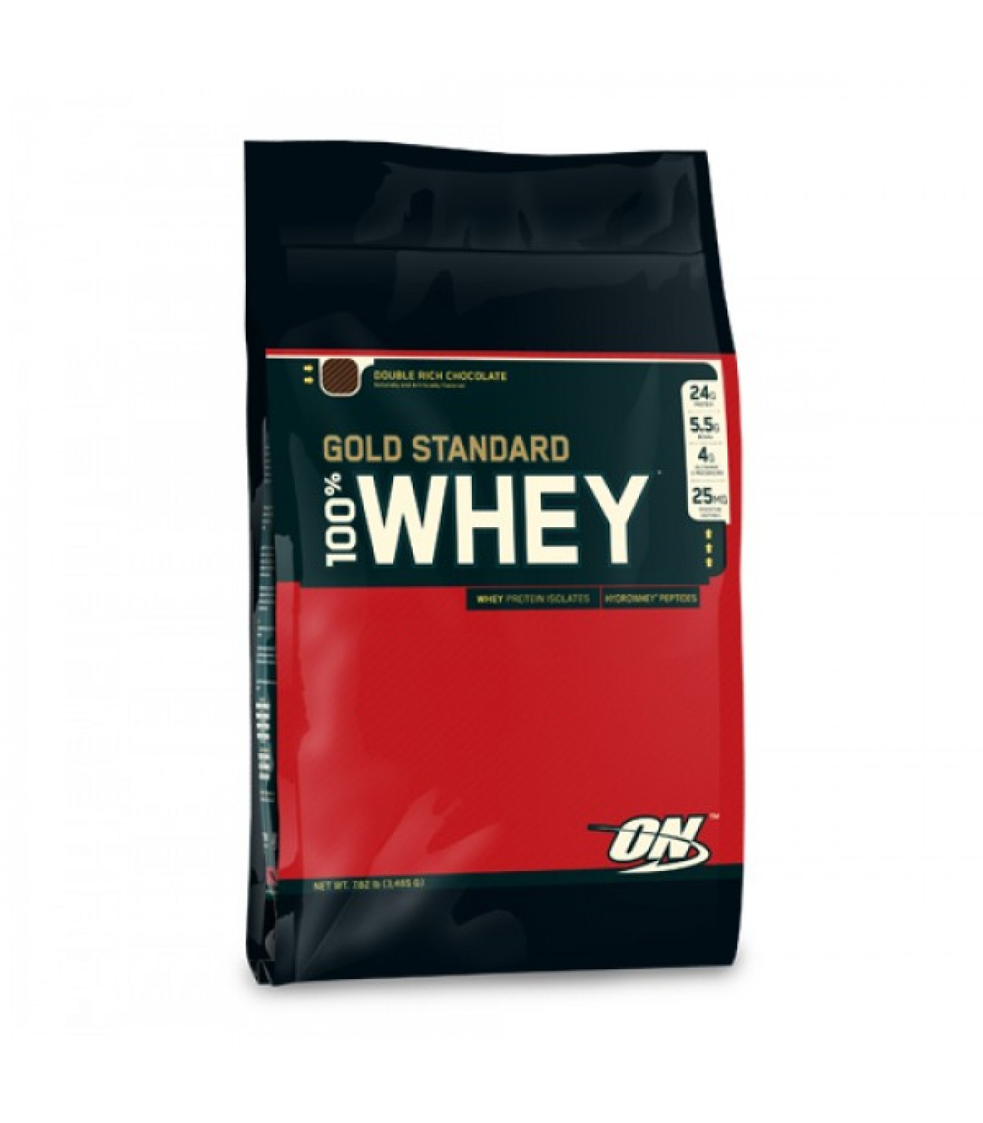 Optimum Nutrition - 100% Whey Gold Standard / 10lb.​