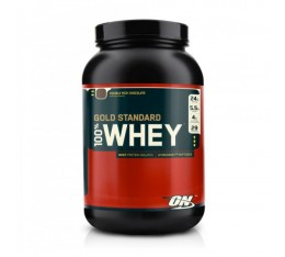Optimum Nutrition - 100% Whey Gold Standard / 2lb.