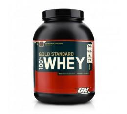Optimum Nutrition - 100% Whey Gold Standard / 5lb. Хранителни добавки, Протеини, Суроватъчен протеин, Хранителни добавки на промоция