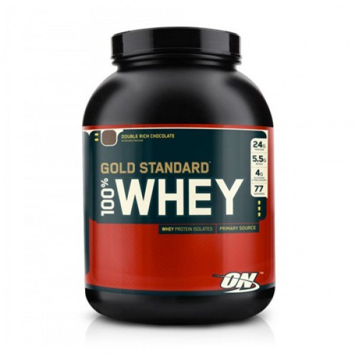 Optimum Nutrition - 100% Whey Gold Standard / 5lb.​