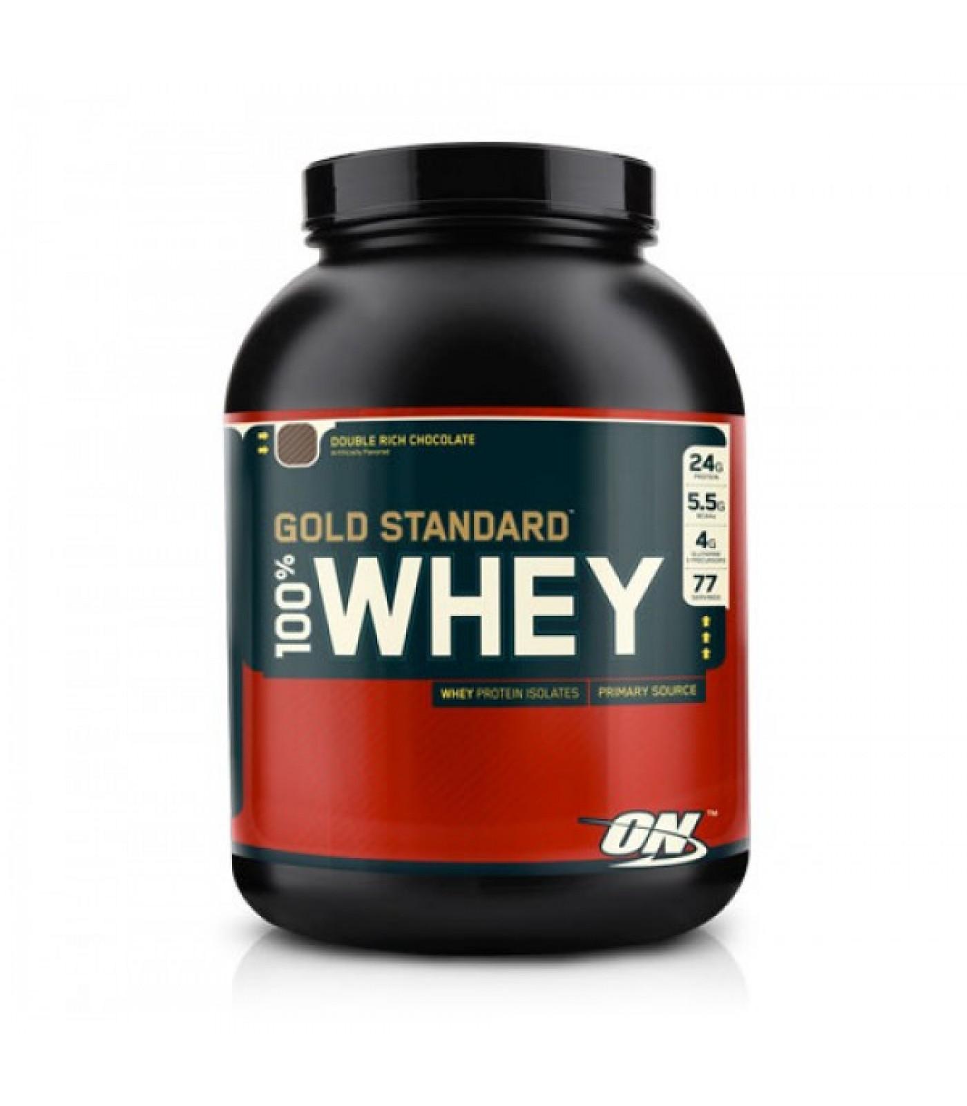 Optimum Nutrition - 100% Whey Gold Standard / 5lb.