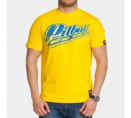 Pit Bull Blue Brand - тениска
