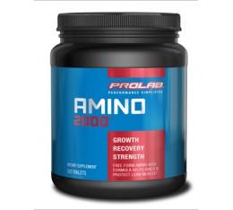 Prolab - Amino 2000 / 325 tab Хранителни добавки, Аминокиселини, Комплексни аминокиселини