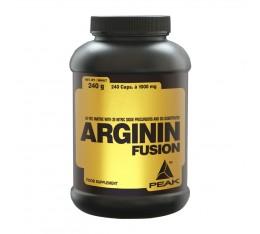 Peak - Arginin Fusion (Vasobolan) / 240 Caps Хранителни добавки, Аминокиселини, Аргинин