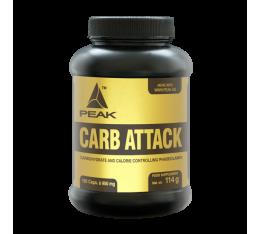 Peak - Carb Attack / 120 caps