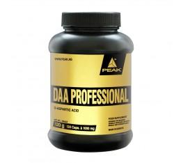 Peak - DAA Professional 1000mg. / 120 Caps. Хранителни добавки, Стимулатори за мъже