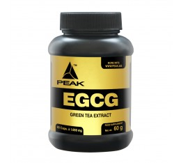 Peak - EGCG - Green Tea Extract / 120 Caps.