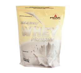 Peak - Delicious Muscle Whey Protein / 1000 gr.