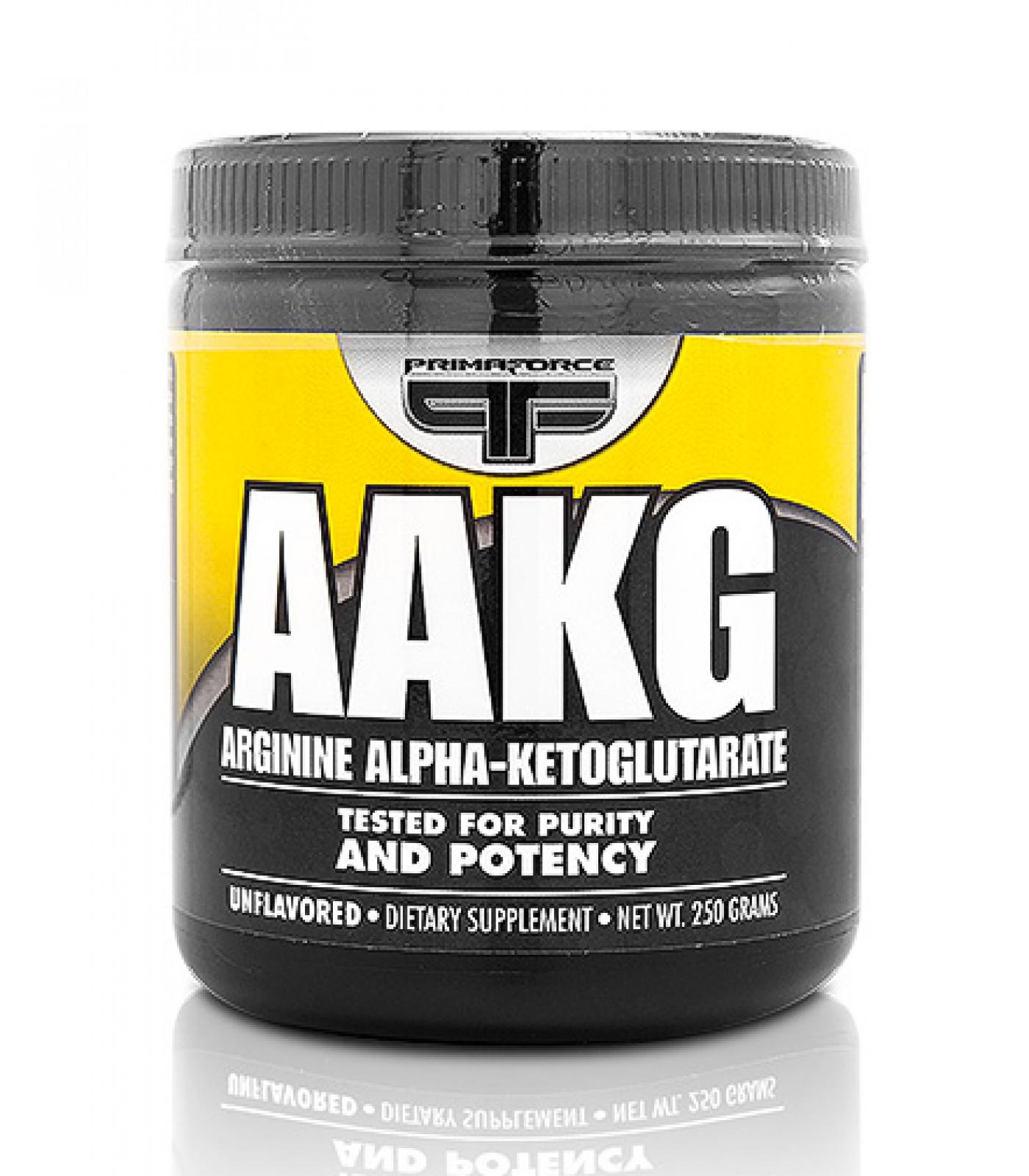 Primaforce - AAKG (Arginine Alpha-Ketoglutarate) / 250 gr.