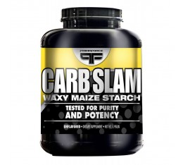 Primaforce - Carb Slam / 2700g. Хранителни добавки, Гейнъри за покачване на тегло, Въглехидрати