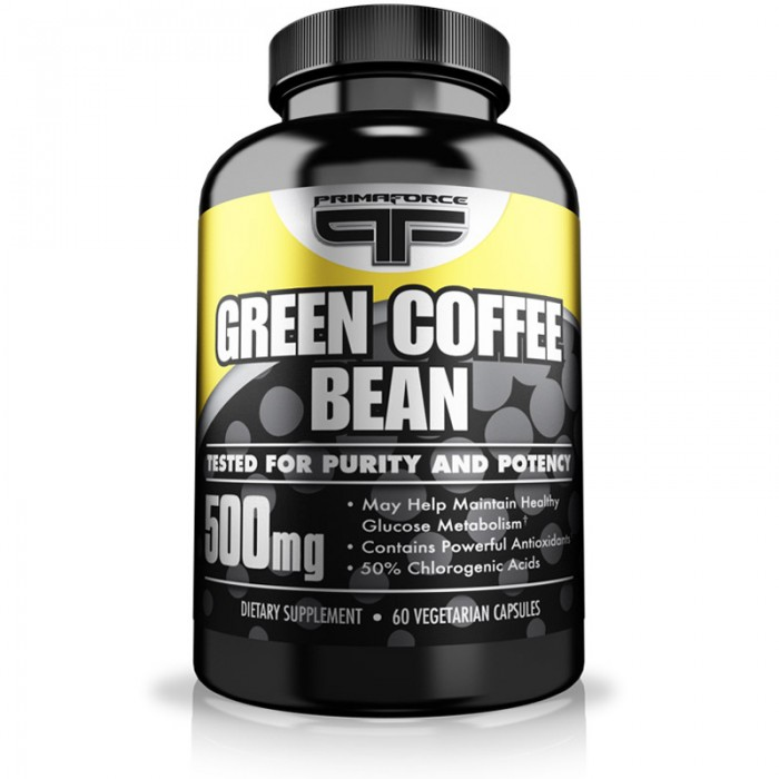 Primaforce - Green Coffee Bean / 60caps.