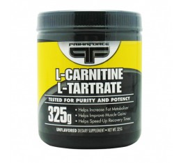 Primaforce - L-Carnitine L-Tartrate / 325g.​