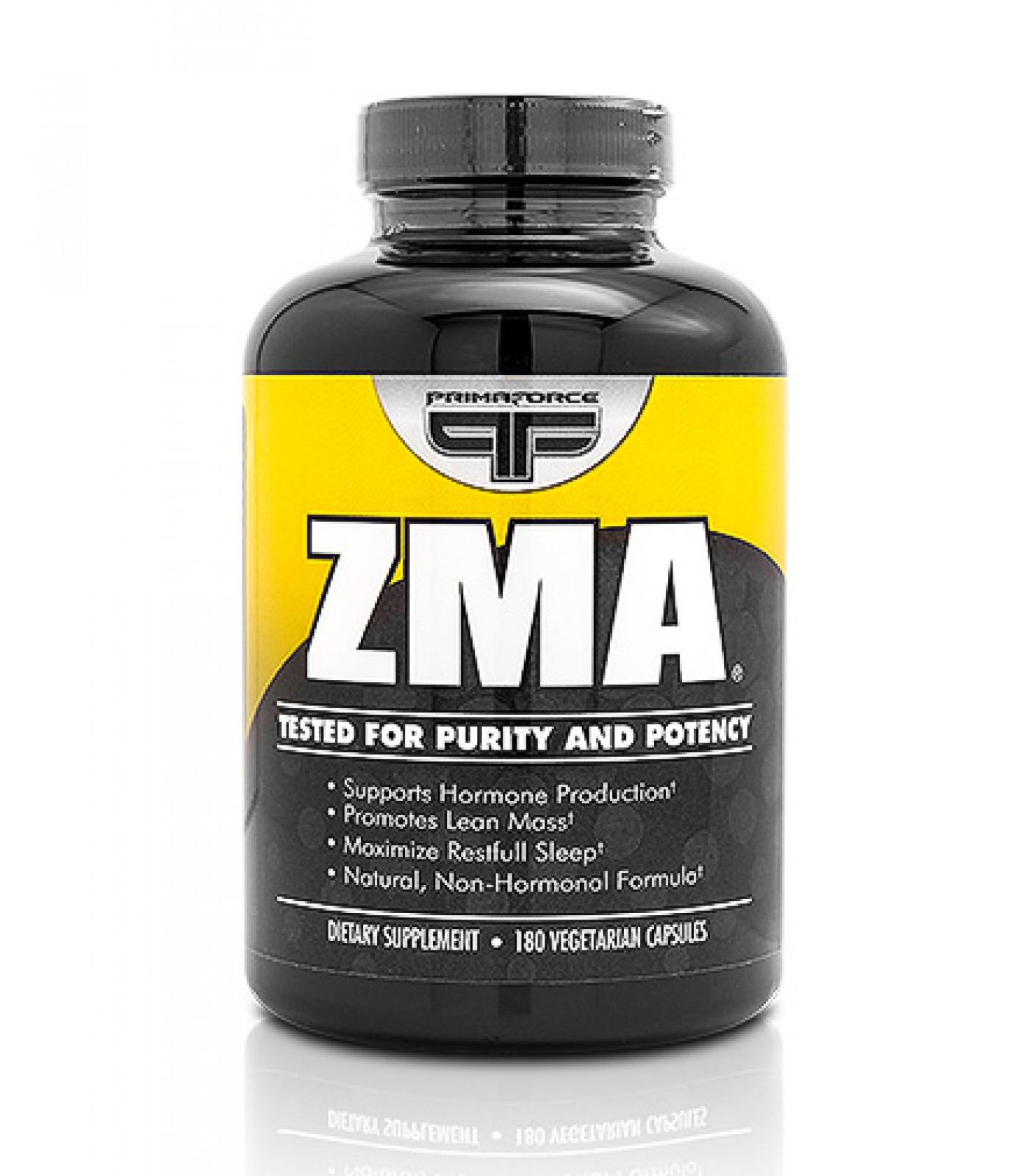 Primaforce - ZMA / 180 caps