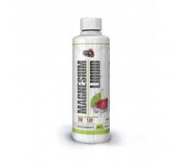 Pure Nutrition - Magnesium Liquid + Vitamin C / 500 ml. Хранителни добавки, Витамини, минерали и др., Магнезий