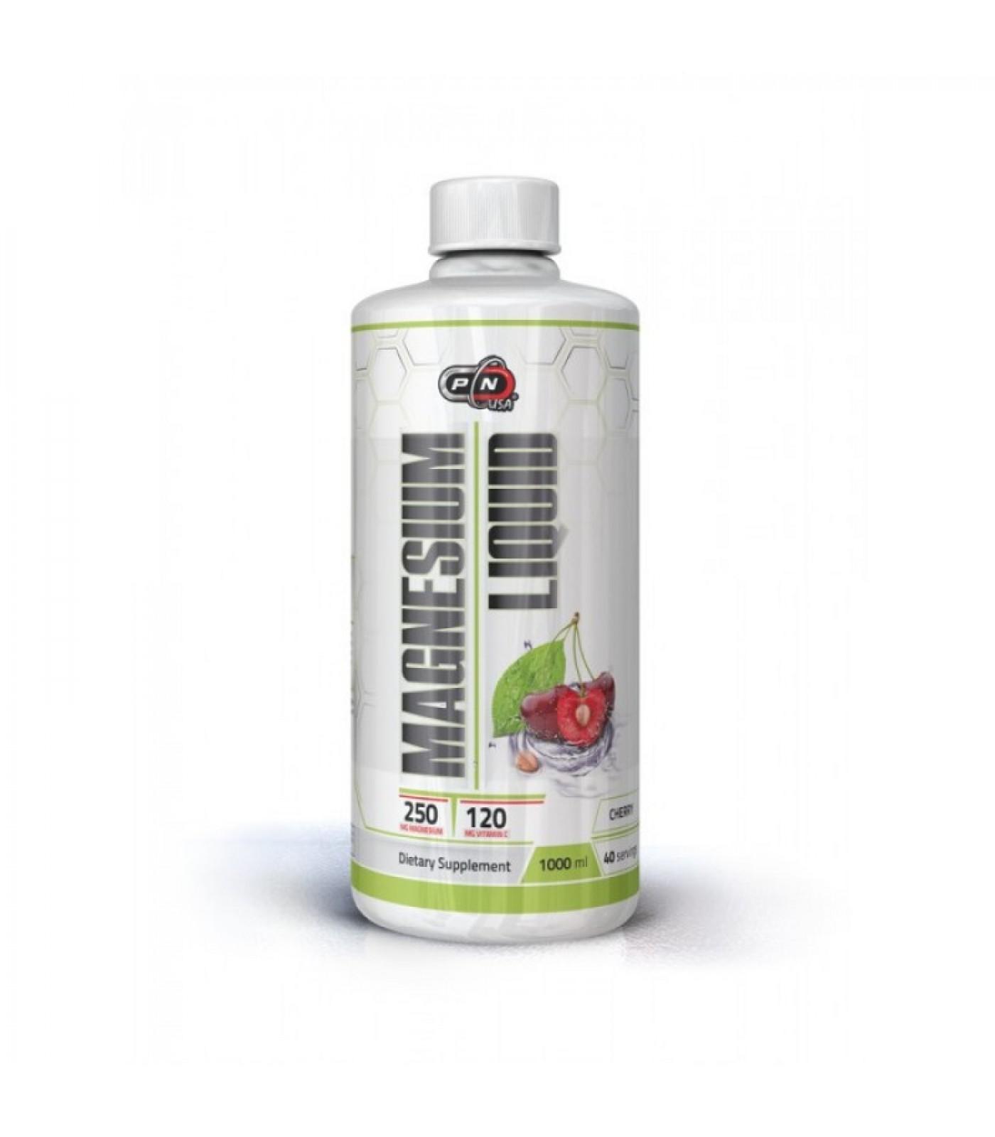 Pure Nutrition - Magnesium Liquid + Vitamin C / 1000 ml.