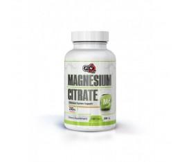 Pure Nutrition - Magnesium Citrate 200mg. / 100 tabs. Хранителни добавки, Витамини, минерали и др., Магнезий