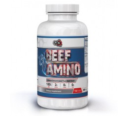Pure Nutrition - Beef Amino 2000mg. / 150 tabs. Хранителни добавки, Аминокиселини, Телешки аминокиселини