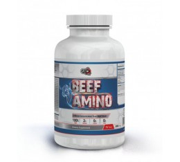Pure Nutrition - Beef Amino 2000mg. / 75 tabs. Хранителни добавки, Аминокиселини, Телешки аминокиселини