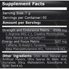 Pure Nutrition - Black Jack  / 750 gr.