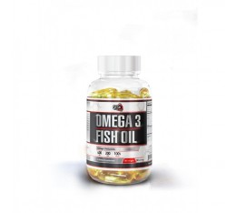 Pure Nutrition - Omega 3 Fish Oil / 100 softgels.