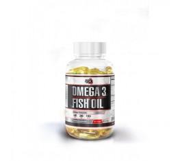 Pure Nutrition - Omega 3 Fish Oil / 100 softgels. Хранителни добавки, Мастни киселини, Рибено масло