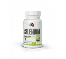 Pure Nutrition - Selenium 100mcg / 100 tabs.