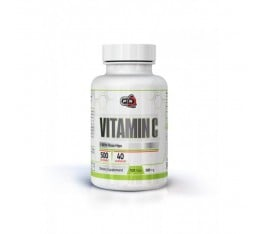 Pure Nutrition - Vitamin C with Rose Hips 500mg / 100 tabs.
