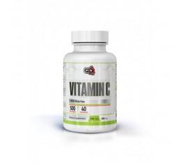 Pure Nutrition - Vitamin C  500mg / 100 tabs. Хранителни добавки, Витамини, минерали и др., Витамин C