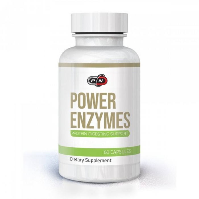 Pure Nutrition POWER ENZYMES - 60 caps