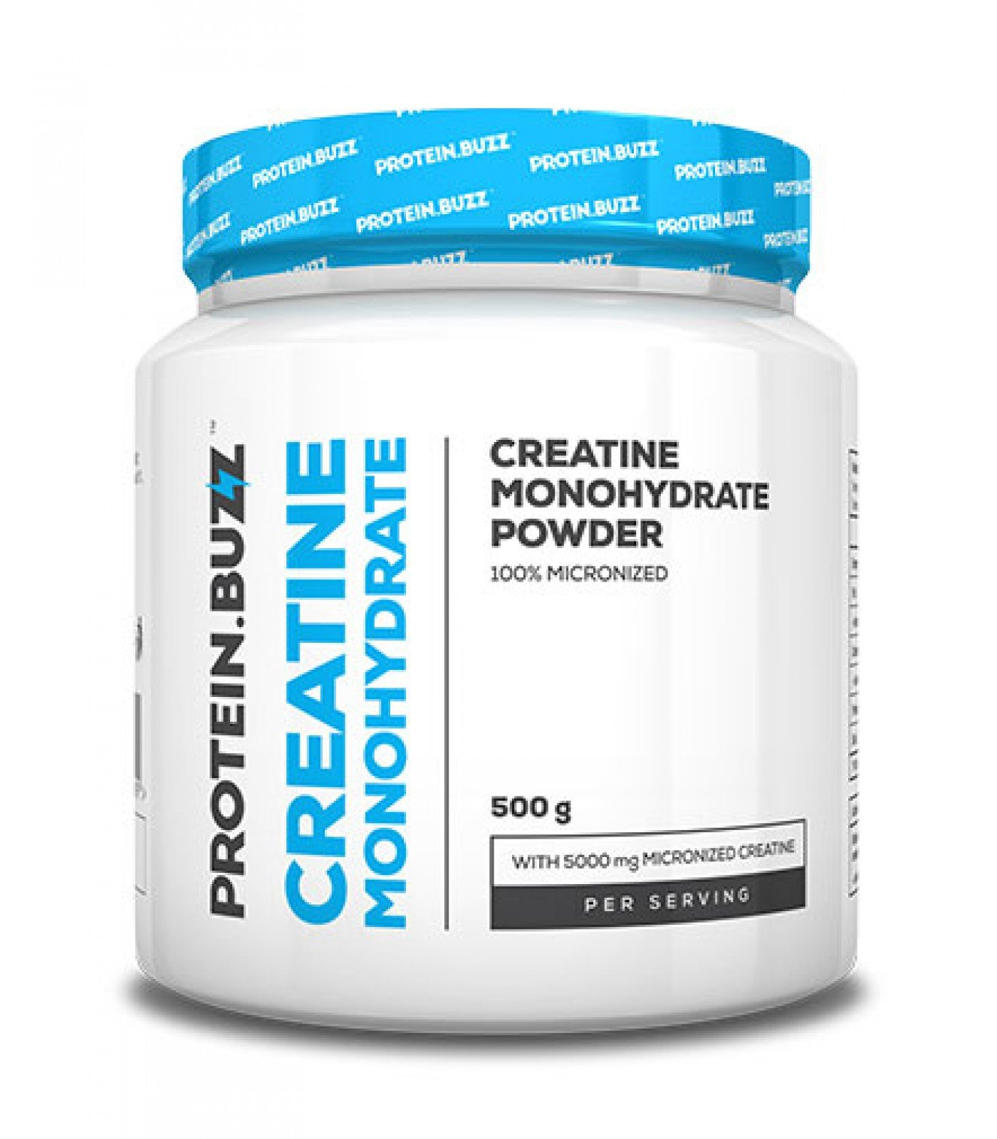 PROTEIN.BUZZ - Creatine Monohydrate / 500g.