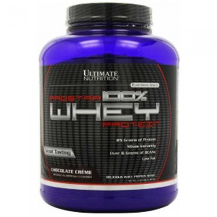 Ultimate Nutrition Prostar Whey / 2390 гр​