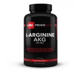 Prozis - L-Arginine AKG 375mg / 60caps. Хранителни добавки, Аминокиселини, Аргинин