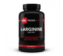 Prozis - L-Arginine 2400mg / 90tabs. Хранителни добавки, Аминокиселини, Аргинин