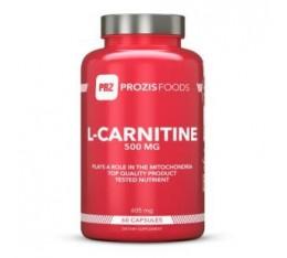 Prozis - L-Carnitine / 60 caps. Хранителни добавки, Отслабване, Л-Карнитин