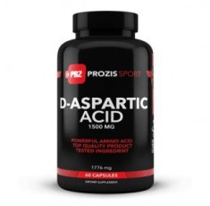 Prozis - D-Aspartic Acid / 60 caps. Хранителни добавки, Стимулатори за мъже