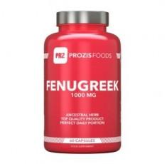 Prozis - Fenugreek 100 mg / 60 caps. Хранителни добавки, На билкова основа