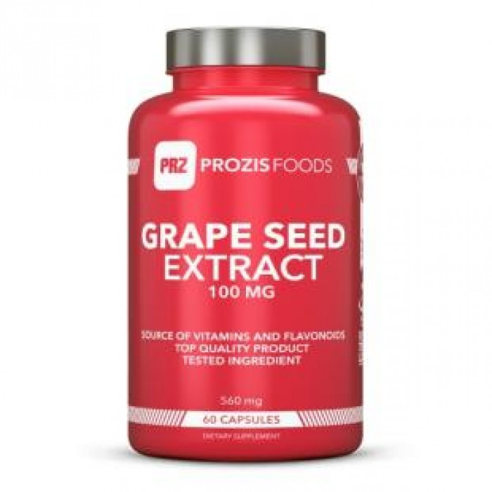 Prozis - Grape Seed Extract 100mg / 60caps.
