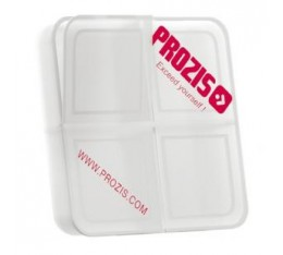 Prozis - Pill Box With 4 Compartments