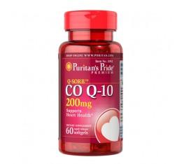 КЮ-СОРБ ™ Kоензим Q-10 - 200 mg, 60 софтгел капсули с бързо усвояване