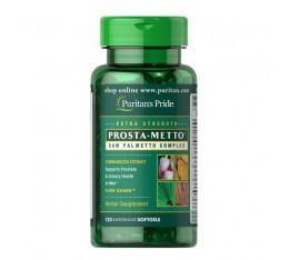 ПРОСТА-МЕТО ® комплексна фомула за мъже със Сао Палмето, 120 софтгел капсули