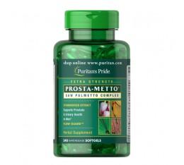 ПРОСТА-МЕТО ® комплексна фомула за мъже със Сао Палмето, 240 софтгел капсули
