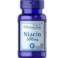 НИАЦИН, 100 таблетки