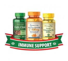 Подкрепа за Имунната Система