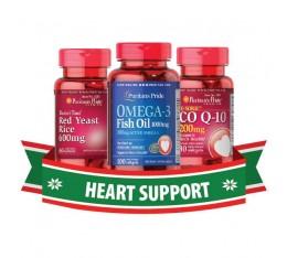 Подкрепа за Сърцето