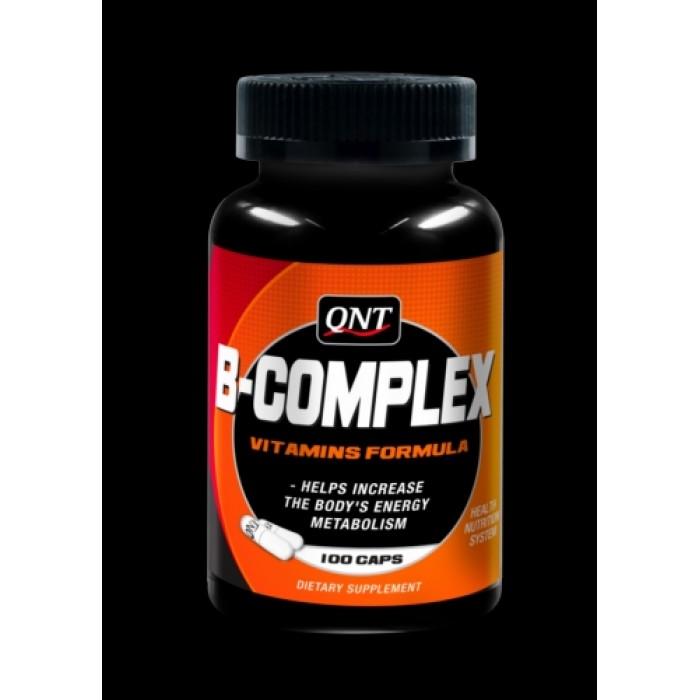 QNT - B-complex 100 Mg. / 100 Tabs.
