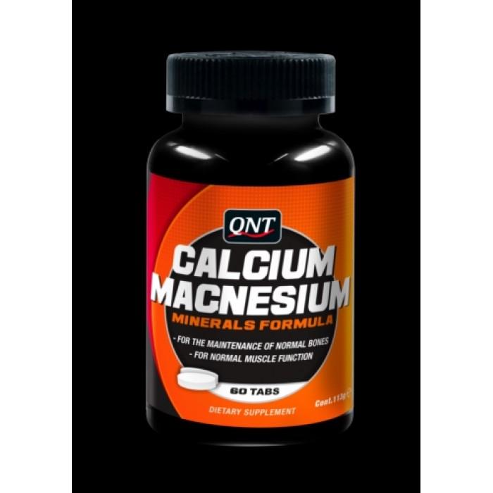 QNT - Calcium & Magnesium / 60 tabs.