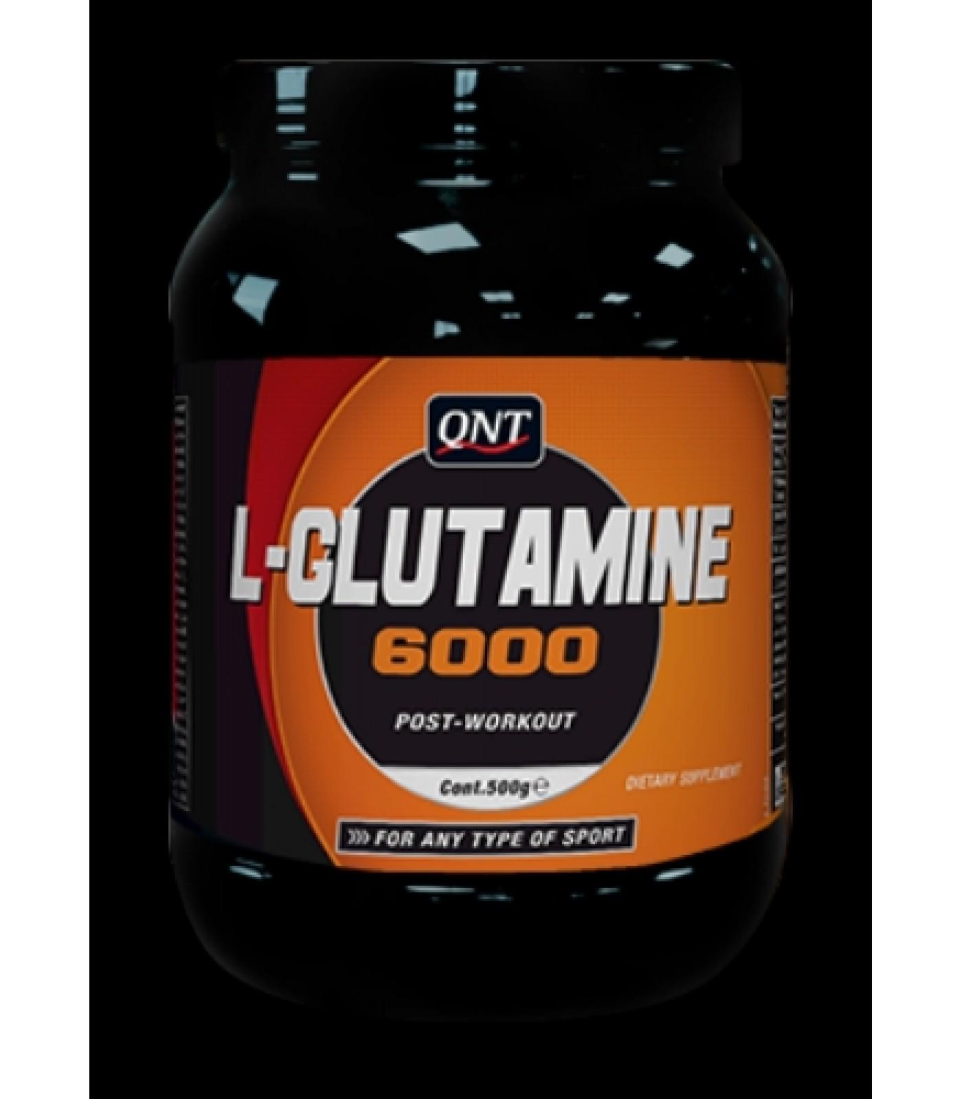 QNT - L-glutamine / 500 gr.
