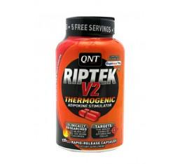 QNT - Riptek V2 / 135 caps. Хранителни добавки, Отслабване, Фет-Бърнари
