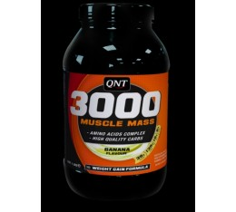 QNT - Weight Gain 3000 / 1300 gr.