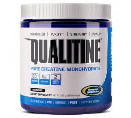 Gaspari - Qualitine Micronized Creatine - 300gr. Хранителни добавки, Креатинови продукти, Креатин Монохидрат, Хранителни добавки на промоция
